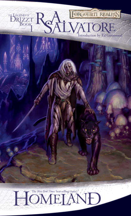 Homeland: The Legend of Drizzt, Book I (The Legend of Drizzt #Bk. 1)