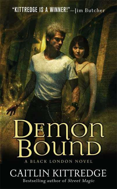Demon Bound (Black London #2)