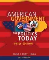 American Government and Politics Today 2014-2015 Brief