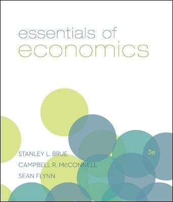 Essentials of Economics, 3rd Edition