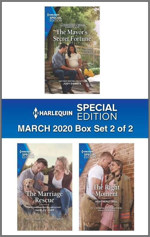 Harlequin Special Edition March 2020 - Box Set 2 of 2