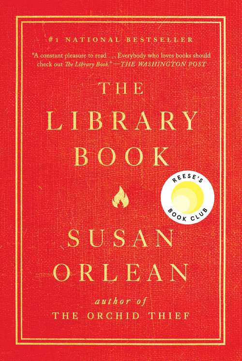 The Library Book by Susan Orlean.