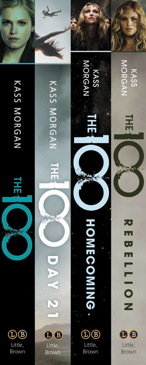 The 100 Complete Boxed Set (The 100)
