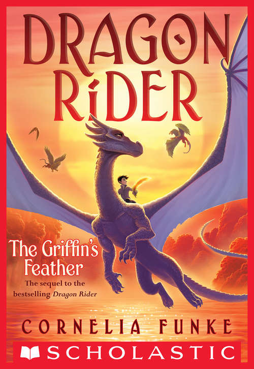 The Griffin's Feather (Dragon Rider Ser. #2)