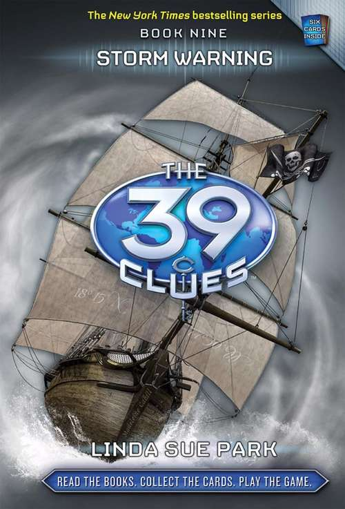 Storm Warning (The 39 Clues #9)