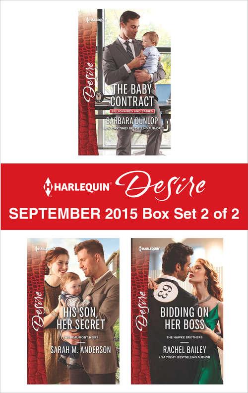 Harlequin Desire September 2015 - Box Set 2 of 2