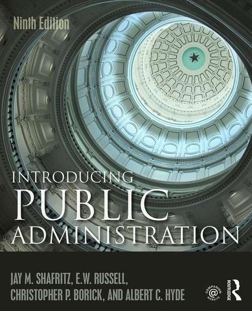 Introducing Public Administration (9th Edition)