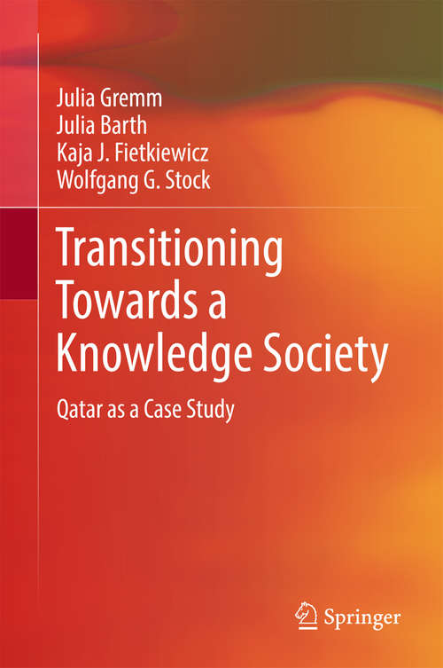 Transitioning Towards a Knowledge Society