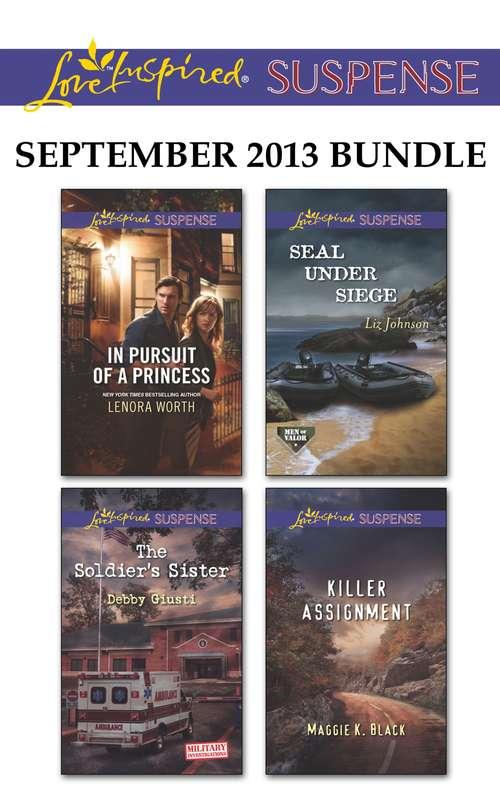 Love Inspired Suspense September 2013 Bundle
