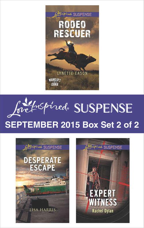 Love Inspired Suspense September 2015 - Box Set 2 of 2