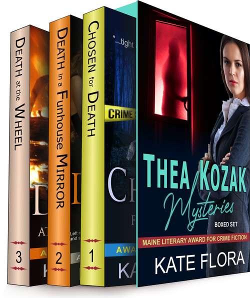 The Thea Kozak Mystery Series Boxed Set, Books 1-3 (The Thea Kozak Mystery Series)