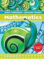 Scott Foresman Addison Wesley Mathematics Diamond Edition
