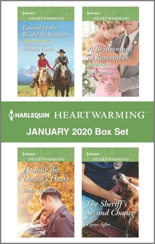 Harlequin Heartwarming January 2020 Box Set: A Clean Romance