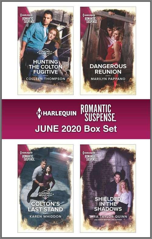 Harlequin Romantic Suspense June 2020 Box Set