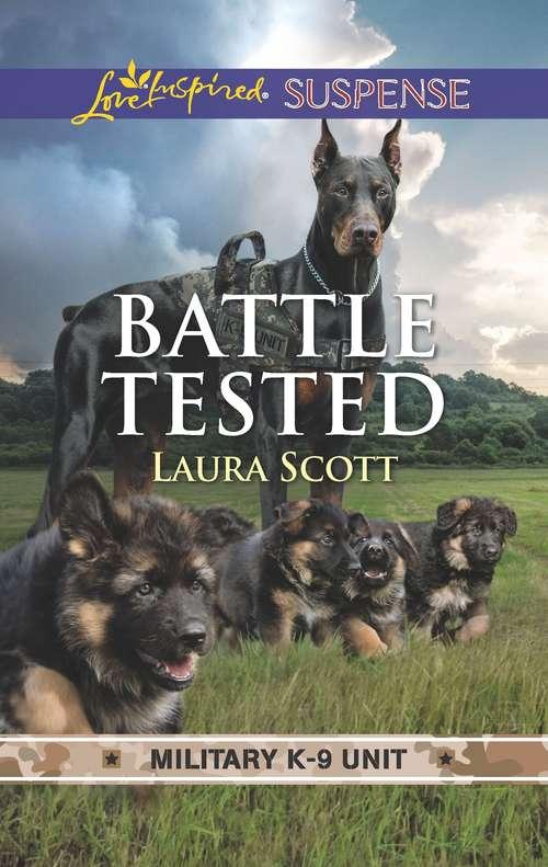 Battle Tested: Battle Tested Amish Christmas Secrets Grave Peril (Military K-9 Unit #7)