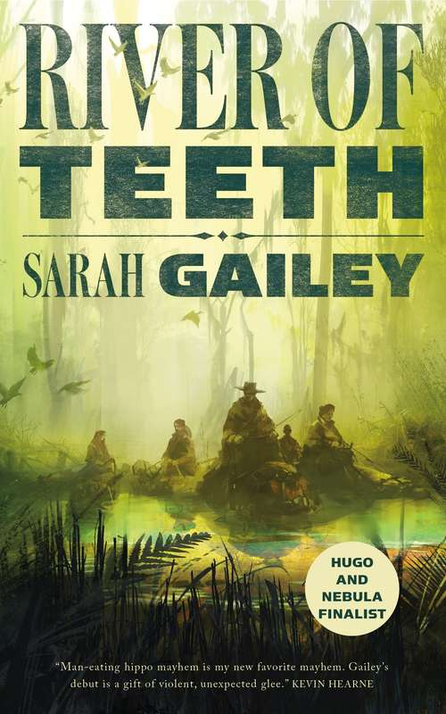 Collection sample book cover River of Teeth