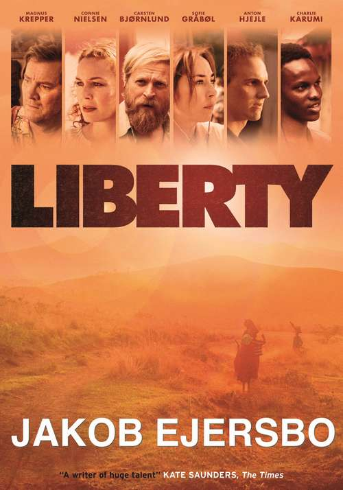 Liberty (The\africa Trilogy Ser. #3)