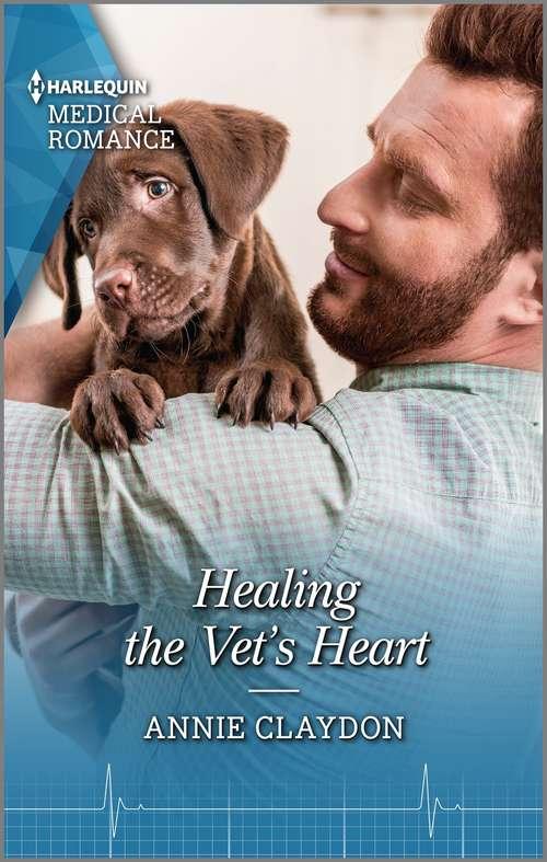 Healing the Vet's Heart: The Vet's Secret Son (dolphin Cove Vets) / Healing The Vet's Heart (dolphin Cove Vets) (Dolphin Cove Vets #2)