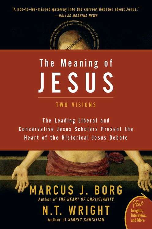 The Meaning of Jesus