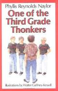 One of the Third-Grade Thonkers