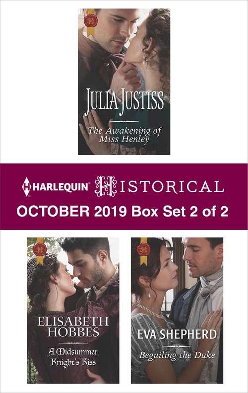 Harlequin Historical October 2019 - Box Set 2 of 2