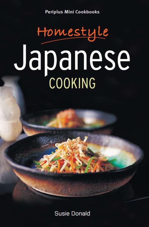 Periplus Mini Cookbooks: Homestyle Japanese Cooking