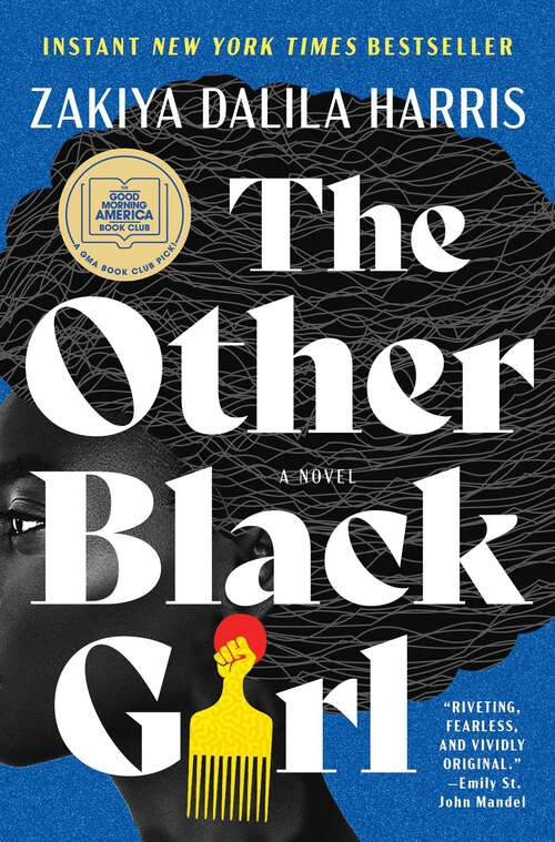 Collection sample book cover The Other Black Girl by Zakiya Dalila Harris