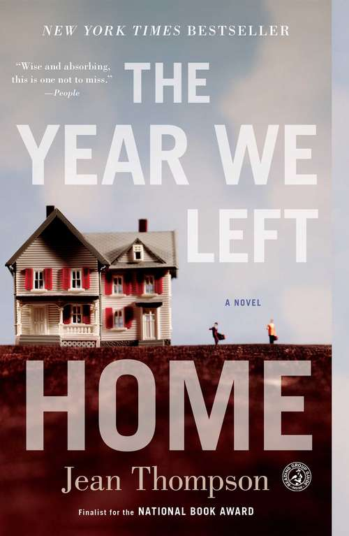 The Year We Left Home: A Novel (Bride Series)