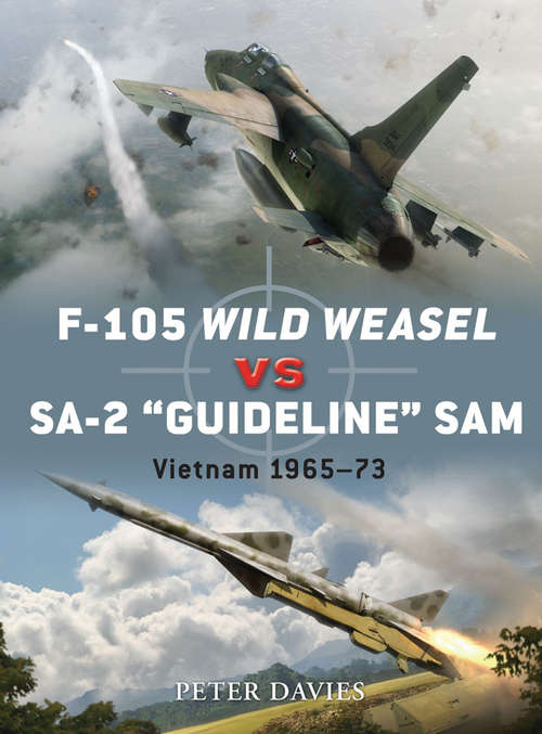 F-105 Wild Weasel vs SA-2 'Guideline' SAM