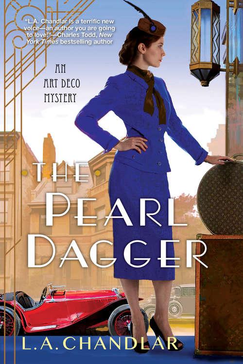 The Pearl Dagger (An Art Deco Mystery #3)
