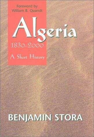 Algeria, 1830-2000