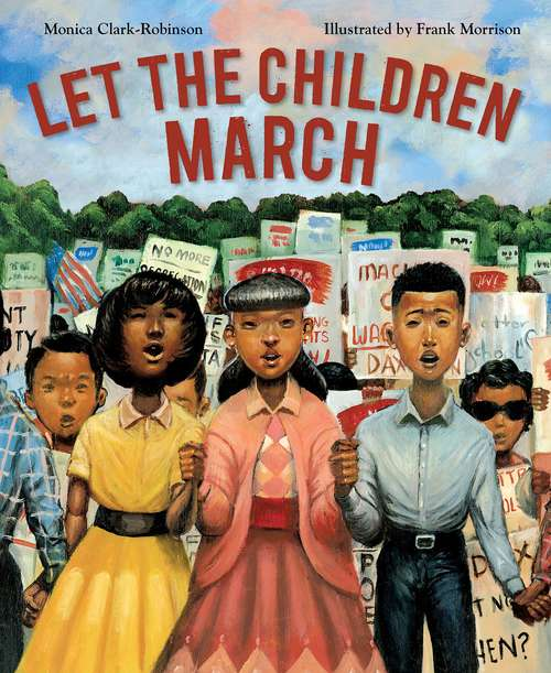 Collection sample book cover Let the Children March