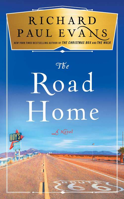 Collection sample book coverThe Road Home (The Broken Road Series) by Richard Paul Evans
