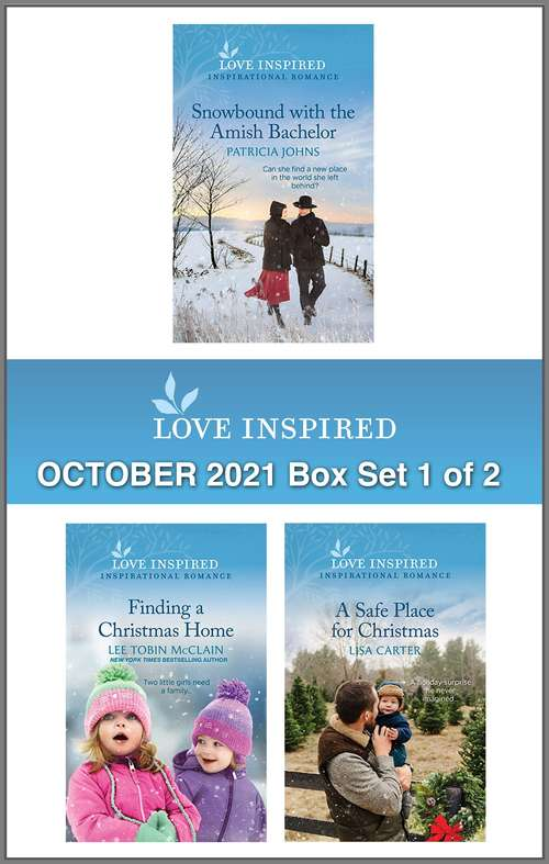 Love Inspired October 2021 - Box Set 1 of 2: An Anthology