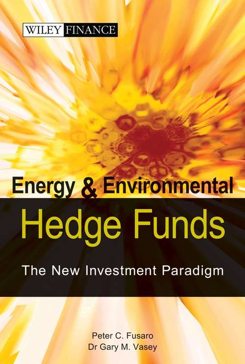 Energy and Environment Hedge Funds
