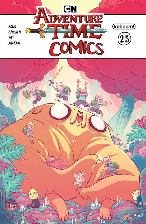 Adventure Time Comics (Adventure Time Comics #23)