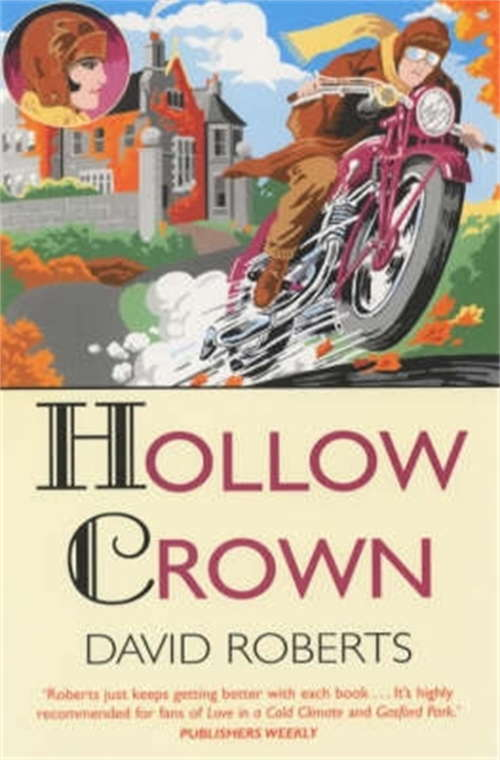 Hollow Crown (Lord Edward Corinth and Verity Browne #3)
