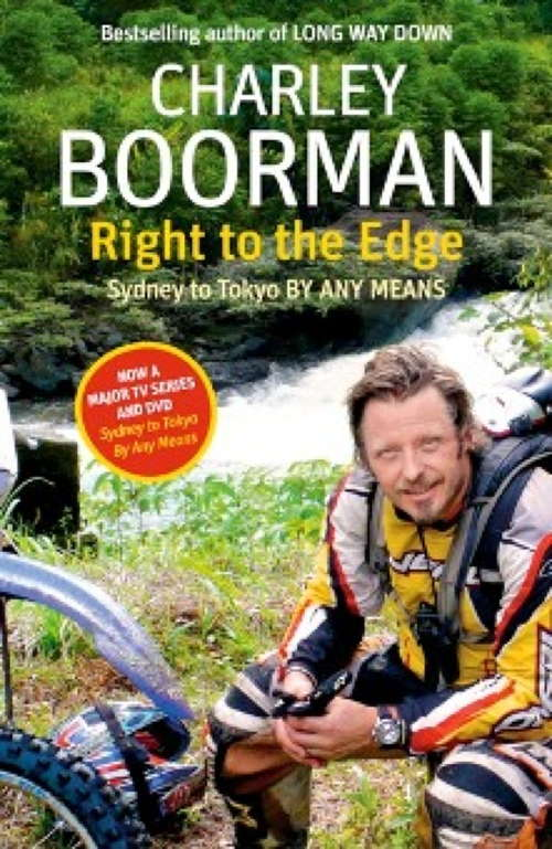 Right to the Edge: The Road to the End of the Earth