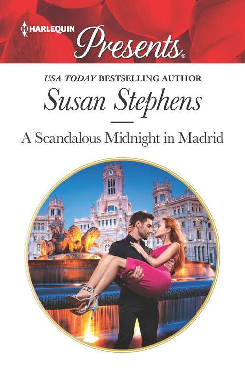 A Scandalous Midnight in Madrid (Passion in Paradise #2)