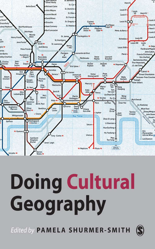 Doing Cultural Geography (Doing Geography series)