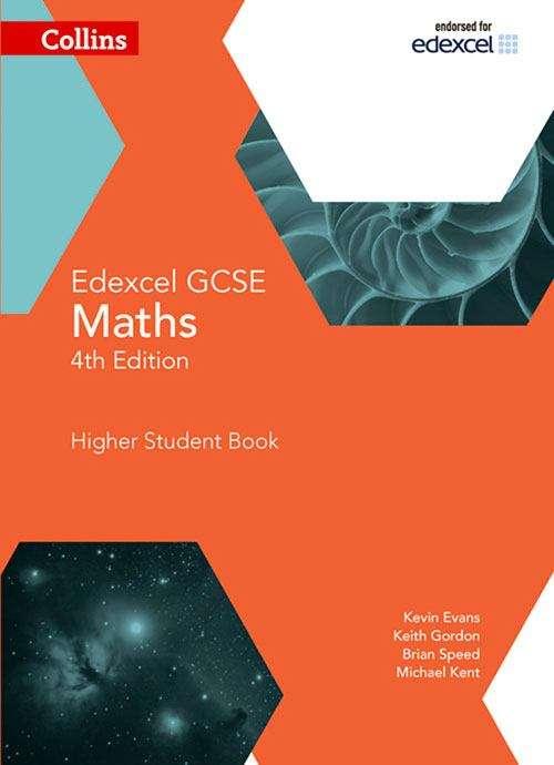 Edexcel GCSE Maths Higher Student Book (PDF) | UK education collection
