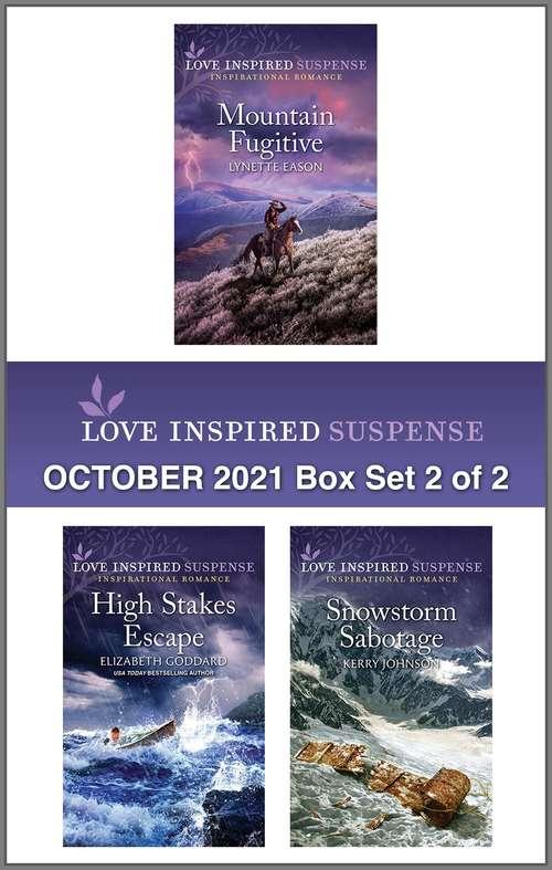 Love Inspired Suspense October 2021 - Box Set 2 of 2