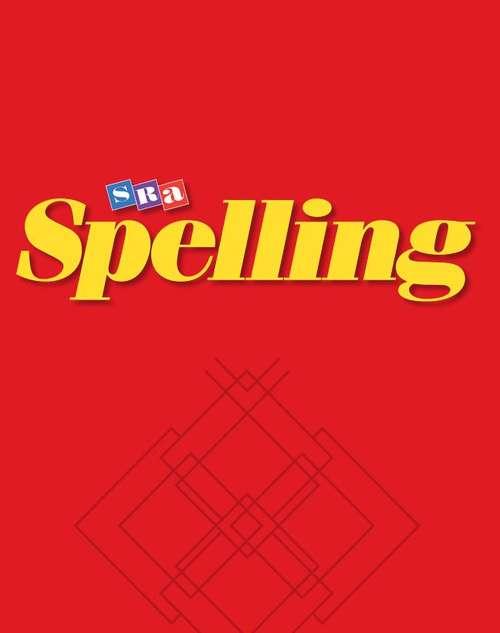 SRA Spelling