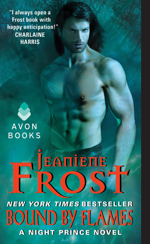 Bound by Flames: A Night Prince Novel (Night Prince #3)