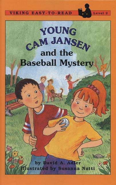 Young Cam and the Baseball Mystery