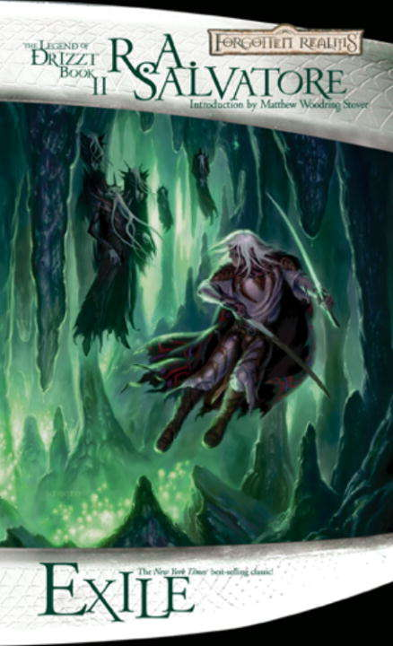 Exile: The Legend of Drizzt, Book II (The Legend of Drizzt)