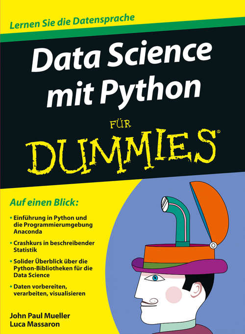 Data Science mit Python für Dummies (Für Dummies)