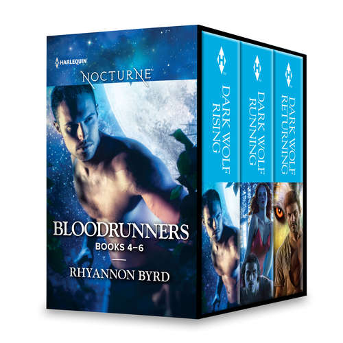 Rhyannon Byrd Bloodrunners Series Books 1-3