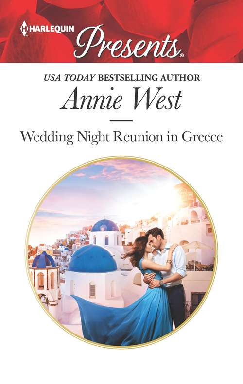 Wedding Night Reunion in Greece (Passion in Paradise #1)