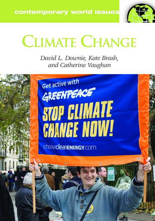 Climate Change: A Reference Handbook